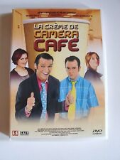 DVD La Crème de CAMERA CAFE Bruno Solo