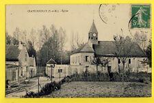 Carte Postale Ancienne 77 - CLAYE SOUILLY (Seine et Marne) ÉGLISE