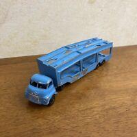 VTG Matchbox Lesney Accessory Pack No. 2 Car Bedford Transporter Black Wheels