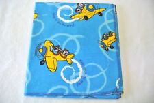Baby Blanket Koala Brothers Airplanes Can Be Personalized 36x40