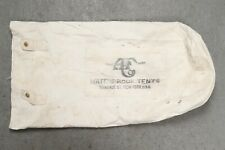 Vintage ABERCROMBIE & FITCH Waterproof Tent Stuff Sack Bag USA