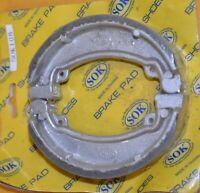 HONDA XL 175 1973-1979 XL175 K1 K2 brake shoes Rear
