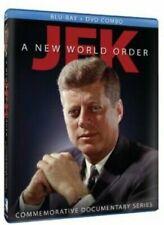 JFK World Order 0683904631961 With John F. Kennedy Blu-ray Region a