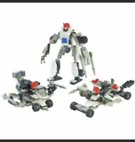 Blocks Blox 3in1 Robot 5+ years toy kids boys Christmas gift present Wilko New