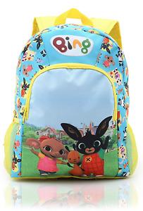 Bing Bunny Junior Backpack for Boys and Girls Nursery Bag School Bag for