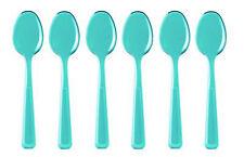 GUZZINI - Set 6 Cucchiaini Belle Epoque Azzurro Mare