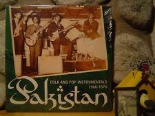 PAKISTAN: FOLK AND POP INSTRUMENTALS 1966-1976 2xLP/Panthers/Mods/Sun City Girls