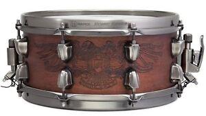 Mapex Black Panther Chris Adler Warbird 12x5.5 Snare Drum NEW Authorized Dealer