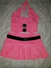 Lingerie Dance Wear 2 Pc Outfit Medium