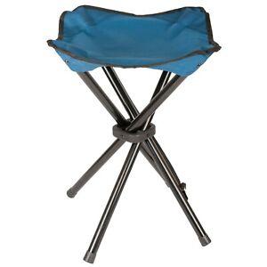 WFS 4 Leg Camping Stool w/ Carry Bag