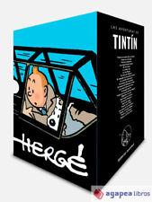 Cofre Aniversario Tintín. NUEVO. ENVÍO URGENTE (Librería Agapea)