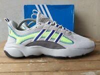 Adidas grey haiwee trainers Size 8 UK EU 42 Mens Originals Trainers RRP £70
