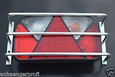 2 Lampenschutzgitter Anhänger Rückleuchten 285x130 Multipoint II 2 Lampengitter