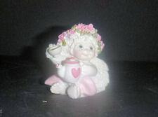 Dreamsicles Miniature Figurine High Tea signed Kristen '98