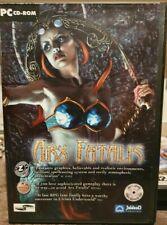ARX FATALIS PC CD-Rom Game Jowood Complete 2002