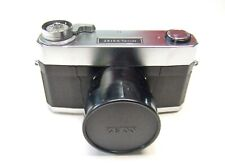 ZEISS IKON  CONTAREX SUPER BODY 2nd MODEL TOP SWITCH