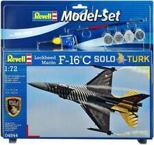 "Revell 64844 F-16 C Lockheed Martin ""Solo Turk""  AIRCRAFT 1:72 Model Set Kit New"