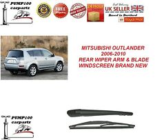MITSUBISHI OUTLANDER MK2 2006-2010 SUV REAR WIPER ARM & BLADE WINDSCREEN NEW