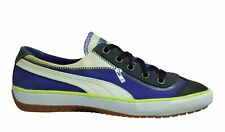 Puma 917 Mini Graphic Canvas Low Lace Up Casual Womens Trainers 351043 03