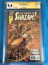 Power of Shazam! #26 - DC - CGC SS 9.4 NM - Signed by Jerry Ordway, Manley