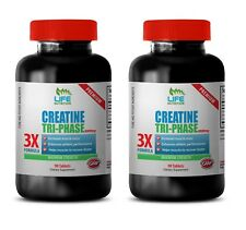 Body Building Supplements - Creatine Tri-Phase 3X 5000mg - Super Pills Deal 2B