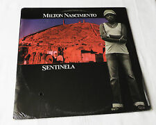 Milton NASCIMENTO Sentinela BRAZIL LP BARCLAY 201 610 (RE-1986) SEALED