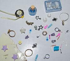 Barbie / Doll Lot of Jewelry Earrings Rings Bracelets