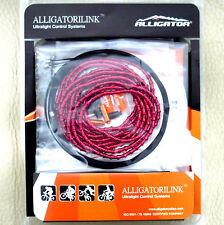 Cocodrilo de Nueva Mini Juego de cables de cambio Ilink 4mm, Rojo, AC2