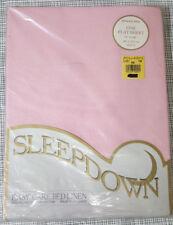"""Sleepdown un foglio piatto 70"""" x 100"""" --- 180 x 255CM circa * SPEDIZIONE GRATUITA IN UK"""