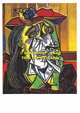 L069371 Weeping Woman. Succession Picasso. Pablo Picasso. Tate Members. 1987