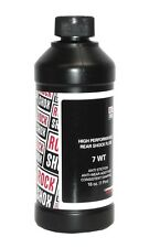 RockShox dämpferöl 7 WT 16 Oz (473,18ml) rear shock fluid nuevo