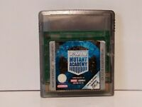X-MEN Academy Game Boy Color Pal Européenne - Jeu seul - État correct