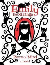 Emily the Strange: Piece of Mind (Emily the Strange (Quality)), New, Parker, Buz