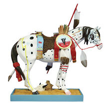 Trail of Painted Ponies WAR PONY Figurine PRE-E 0178 - Very Rare - FREE SHIPPING