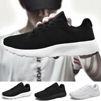 Men's Fashion Running Sneakers Lightweight Non Slip Athletic Casual Tennis Shoes