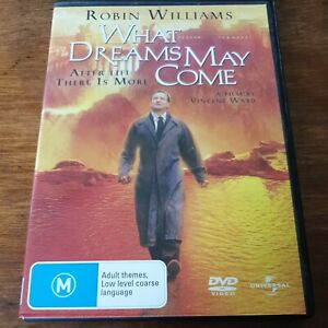 What Dreams May Come DVD R4 Like New! FREE POST