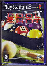 PS2 Cool Shot (2004), UK Pal, Brand New & Sony Factory Sealed