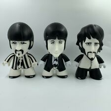 Titans The Beatles Yellow Submarine  Action Figure Toy 3 PCS 10CM Height