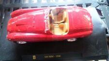 Modellini statici di auto da corsa ferrari