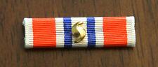 Us Coast Guard Presidential Unit Citation Ribbon Bar With Hurricane Device