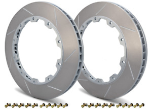 GiroDisc REAR 2pc Replacement Rotor Rings for Ferrari 360 Challenge