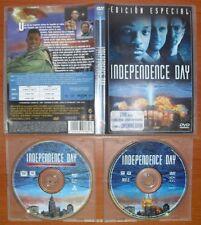 Independence Day Edición Especial [2 DVD's versión cinematográfica y extendida]