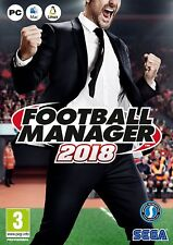 Football Manager 2018 - PC Games