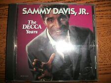 Sammy Davis Jr-The Decca Years-1990 MCA!