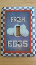 Fresh Eggs Light Switch Cover