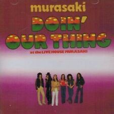 "Murasaki:  ""Doin' Our Thing (At The Live House Murasaki)""  (CD)"