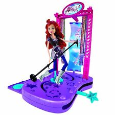 WINX CLUB  Concert Stage Play Set with Bloom Doll