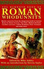 Ancient Roman Whodunnits 20 Short Story Murder Mystery Caesar Augustus Caligula