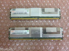 Hynix 4 Go Mémoire RAM 2 Go X 2 PC2-5300F-555-11 HYMP 525f72CP4N-Y5 Server Memory