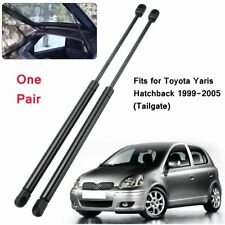 2pcs Trunk Rear Tailgate Boot Gas Struts Lift Support For Toyota Yaris 1999-2005